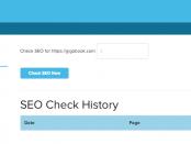 SEO Site Checker