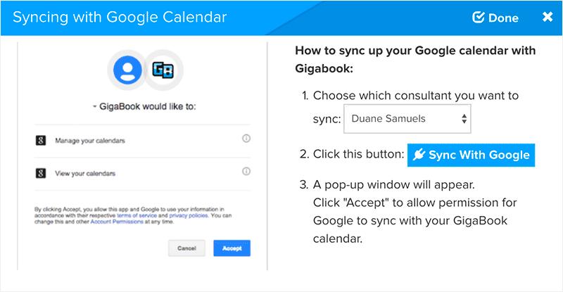 Sync Business Calendars